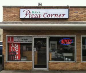 Kens pizza corner brighton ny